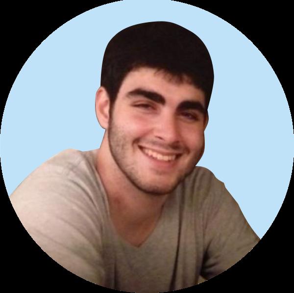 Zack R., College Student